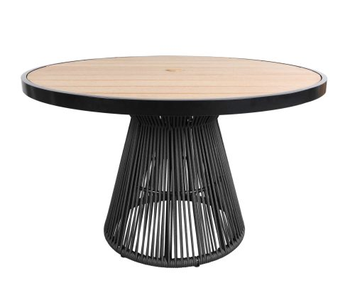 Patio Furniture By Details, Round Table Ripon