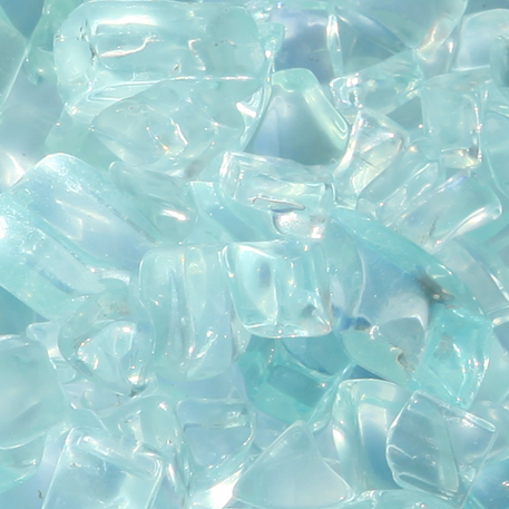 Clear Ice Fireglass